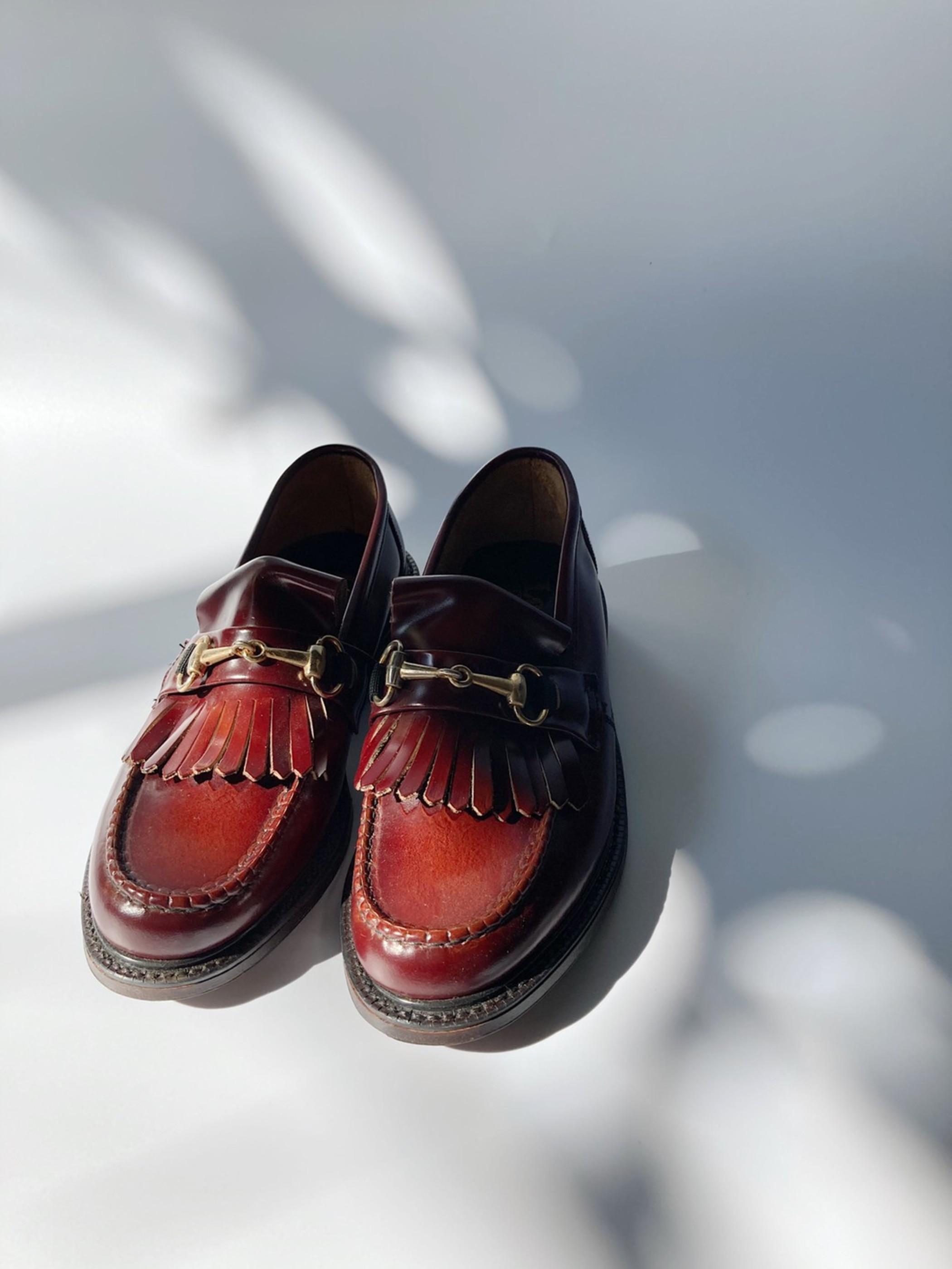 Loake bit kelt loafers