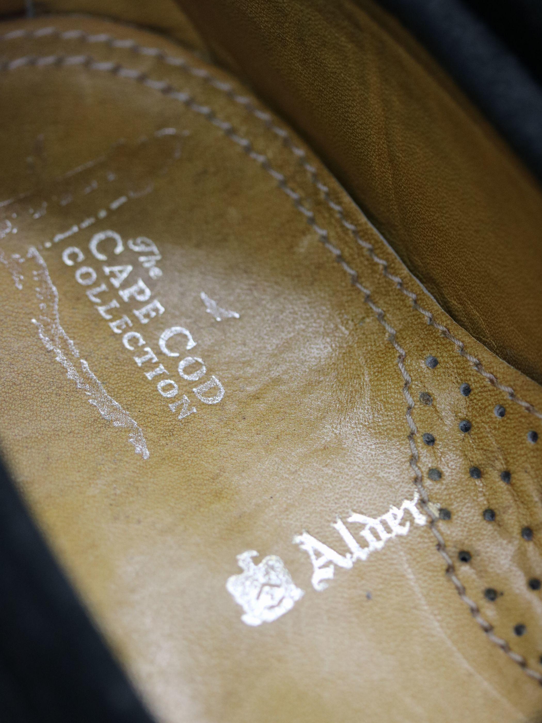 Alden 468 Horse bit loafers