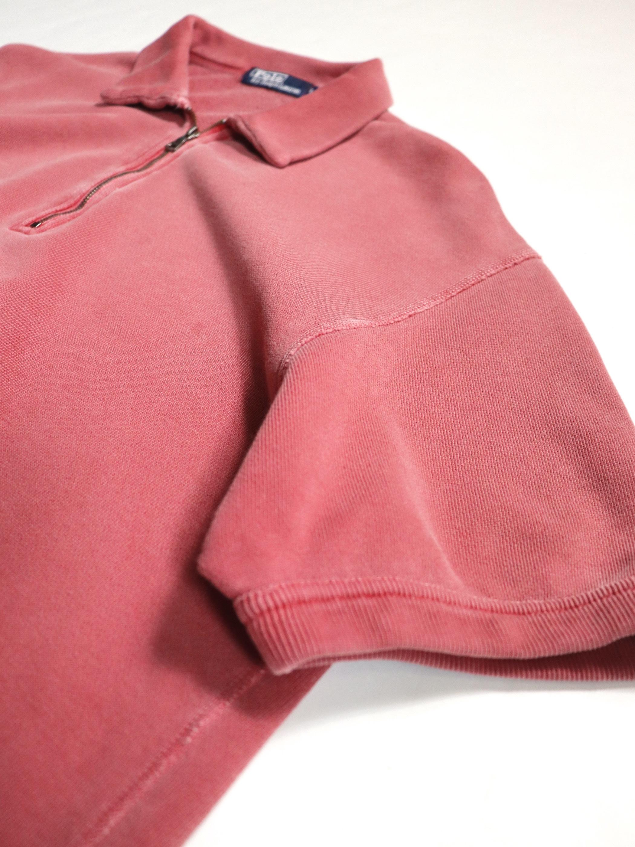 Polo by Ralph Lauren Sweat Zip Polo