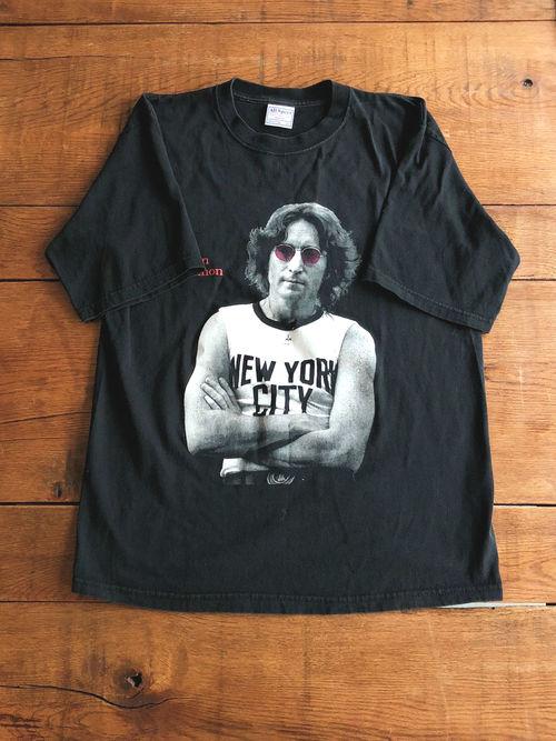John Lennon/New York City 90's T-shirts