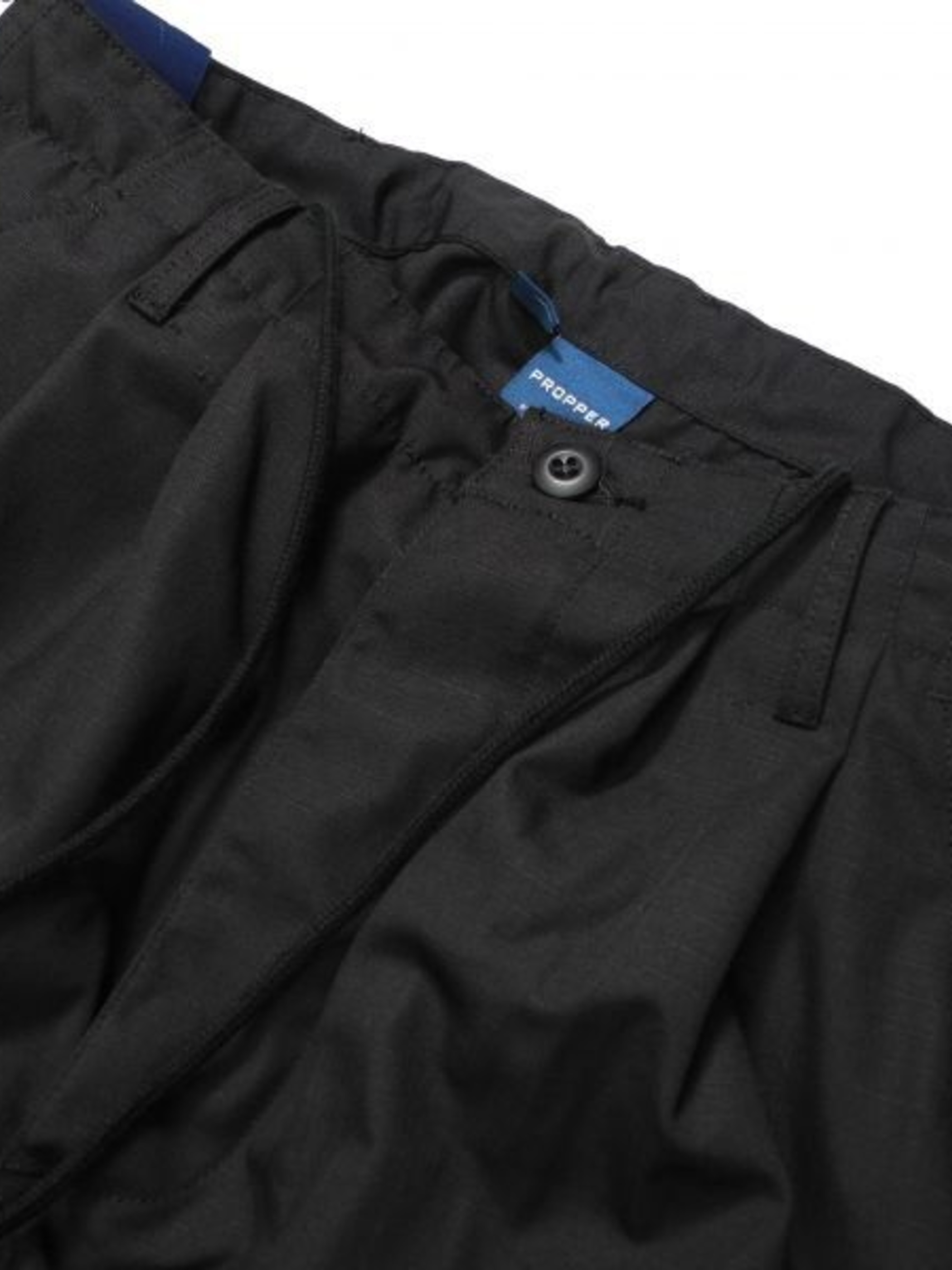 [REMAKE PRDUCTS] REMAKE PROPPER BDU TROUSERS RIP STOP BLACK
