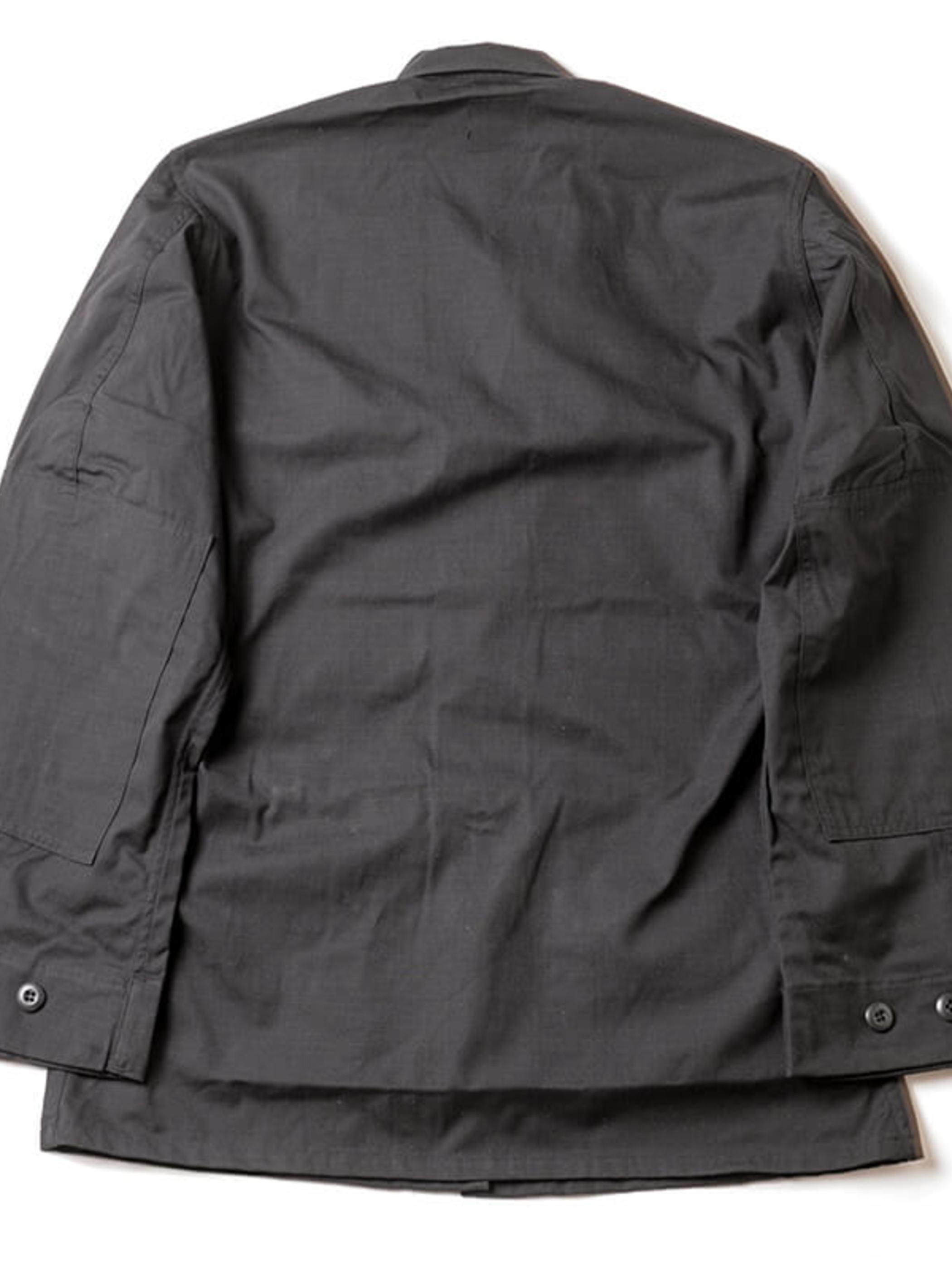 US Military / 1990's Deadstock / BDU Jacket / 357 Black