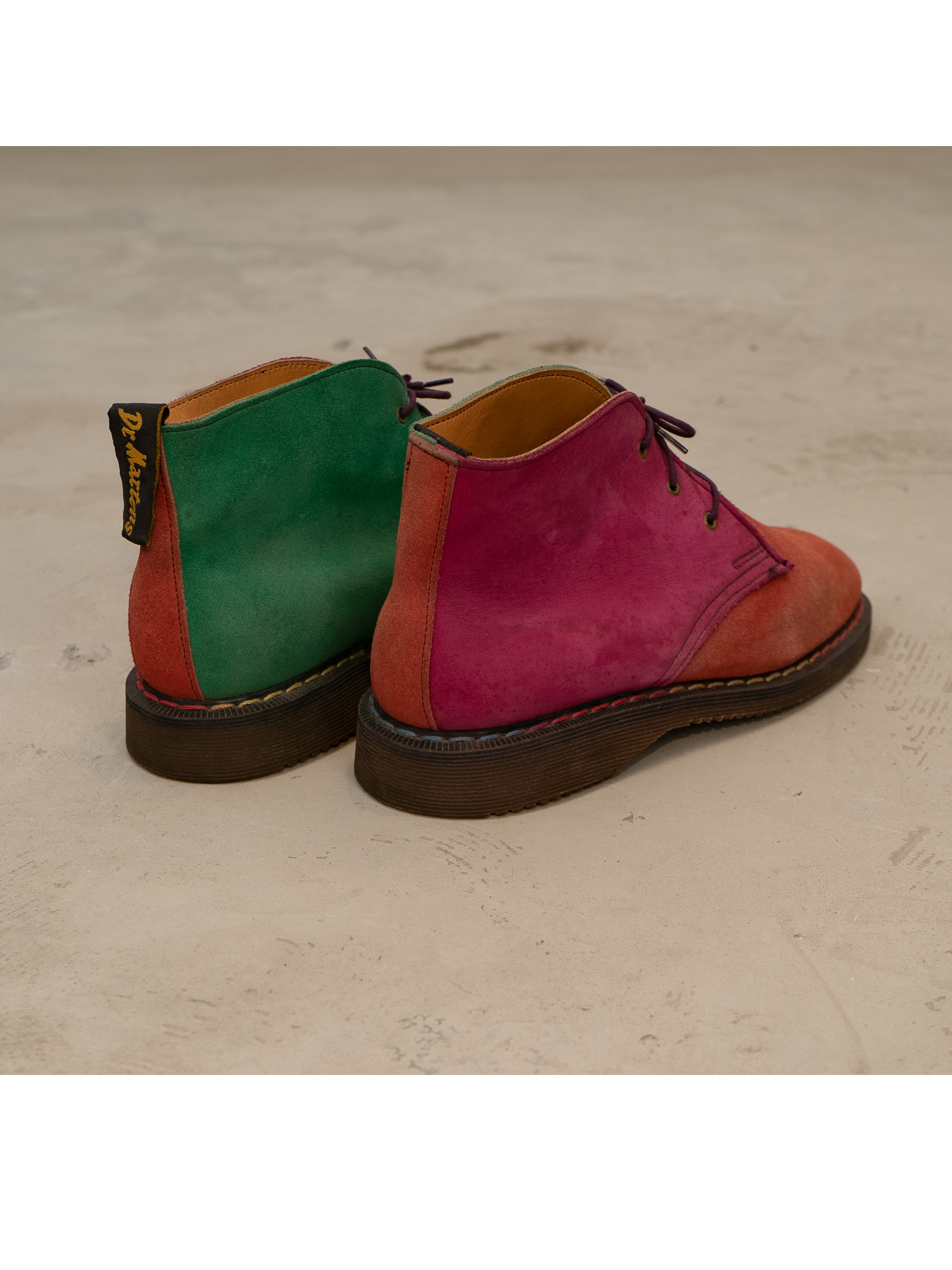 80's DR.MARTENS By SOLOVAIR