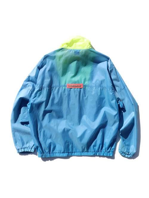 90's OCEAN PACIFIC ナイロン プルオーバージャケット [About L]