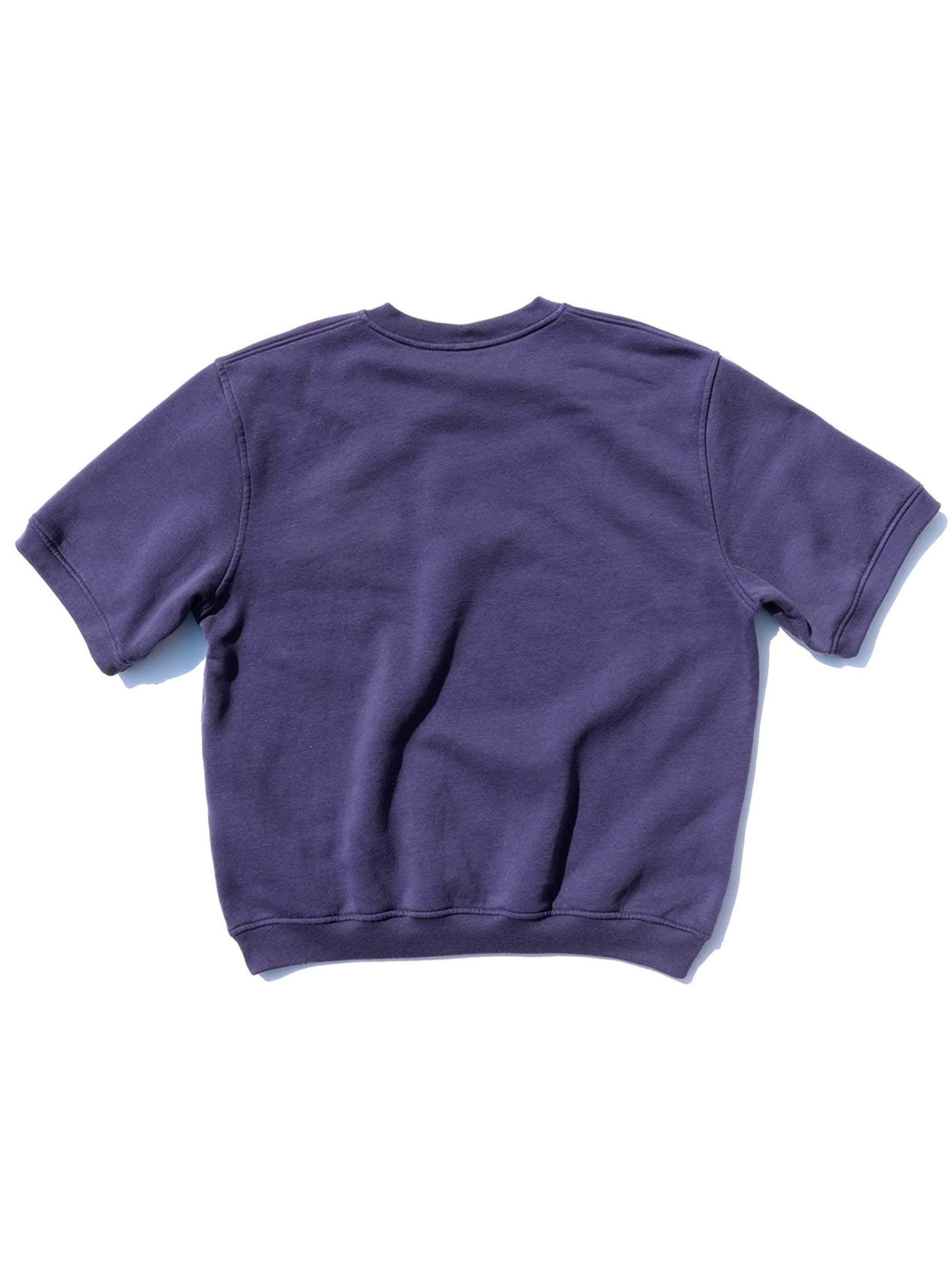 90's JOHN BLAIR ショートスリーブ ポケットスウェット [XL]