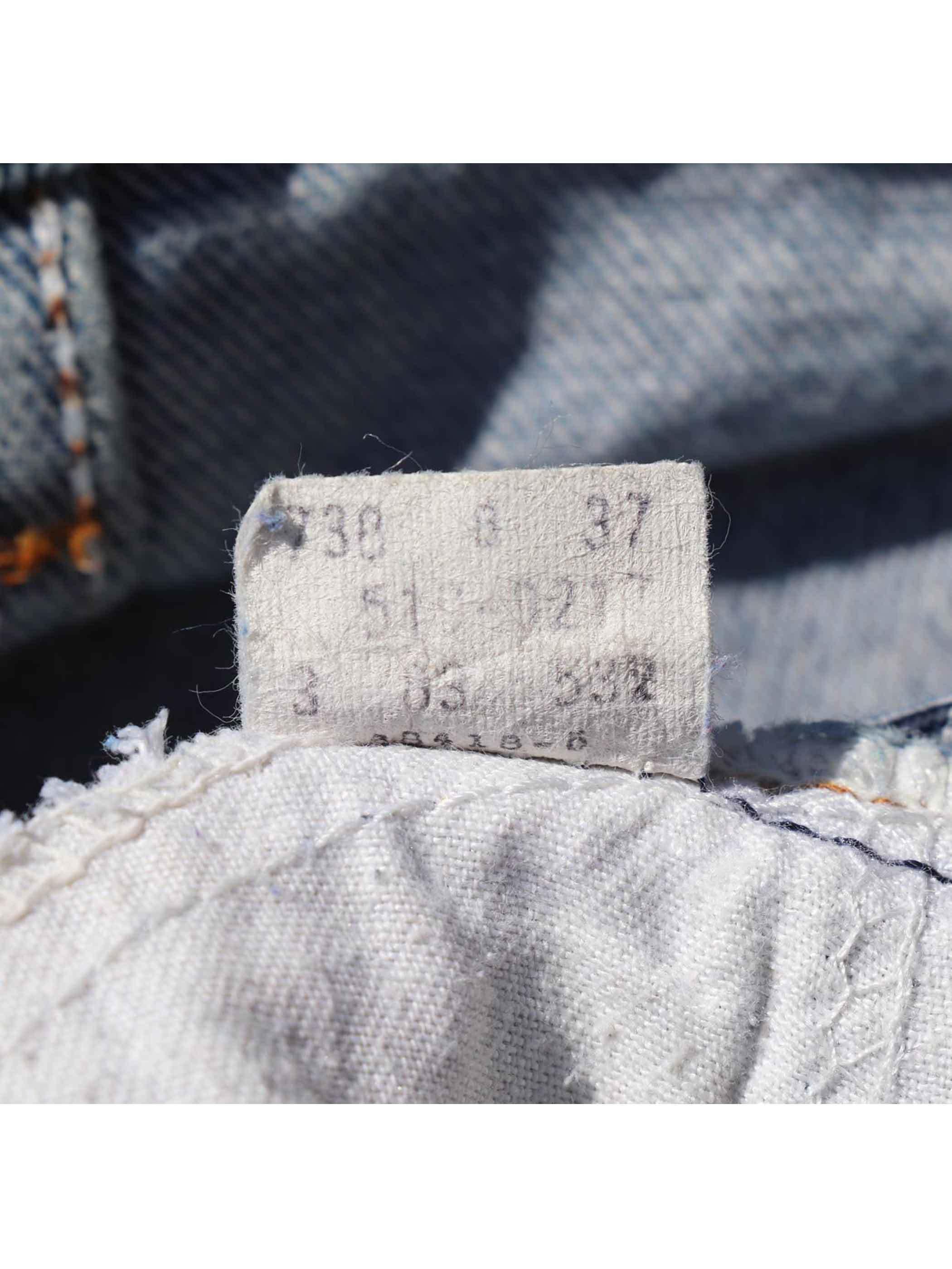 80's LEVI'S 519 USA製 デニムパンツ [W32]