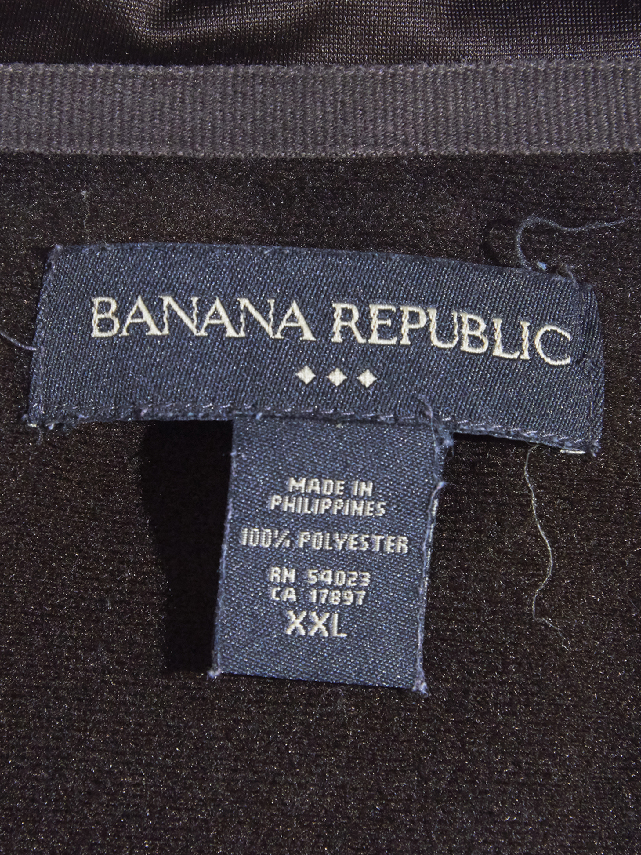 "1990s ""BANANA REPUBLIC"" track jacket -BROWN-"