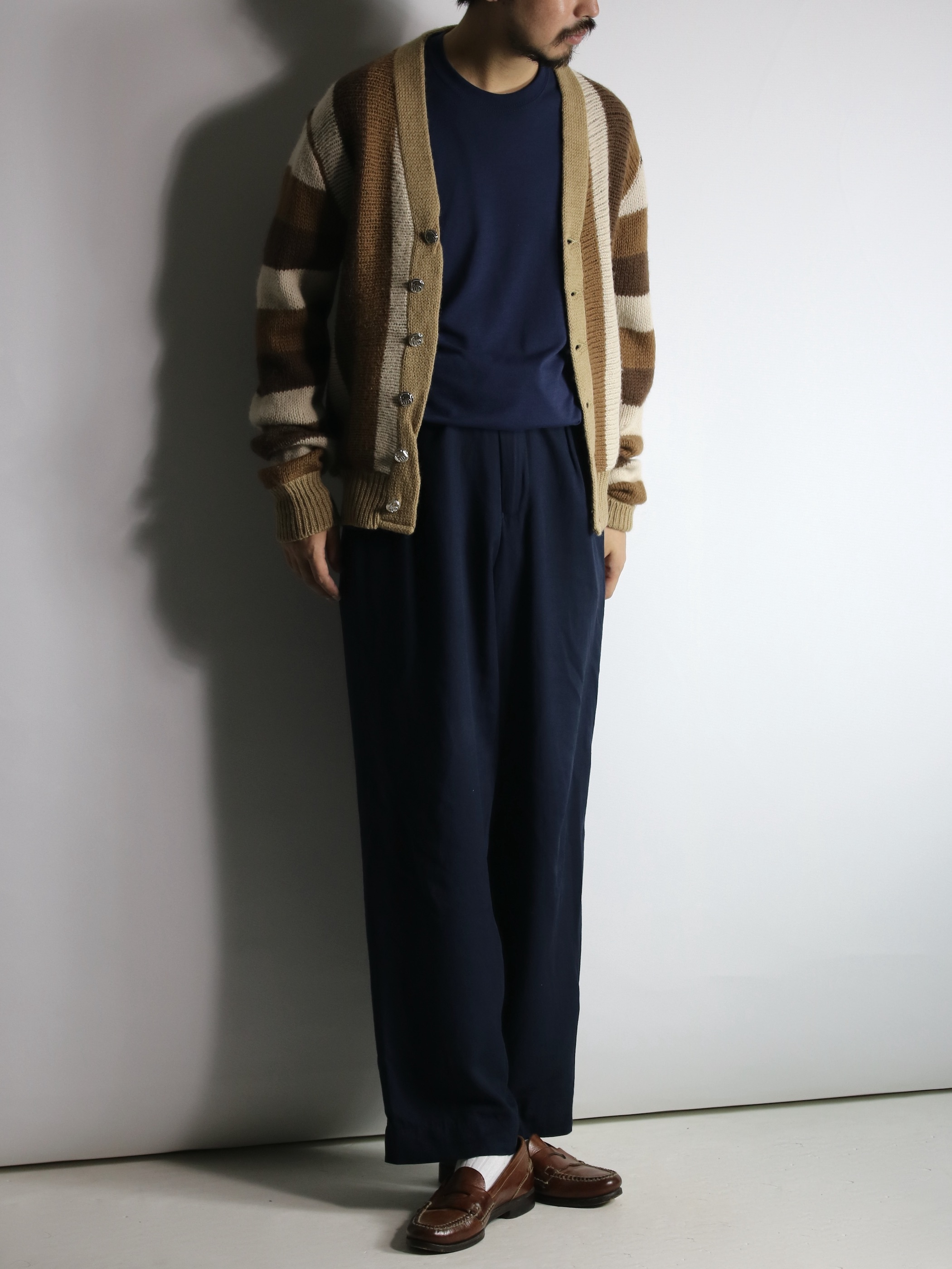 1960-1980's Vintage Knit Cardigan