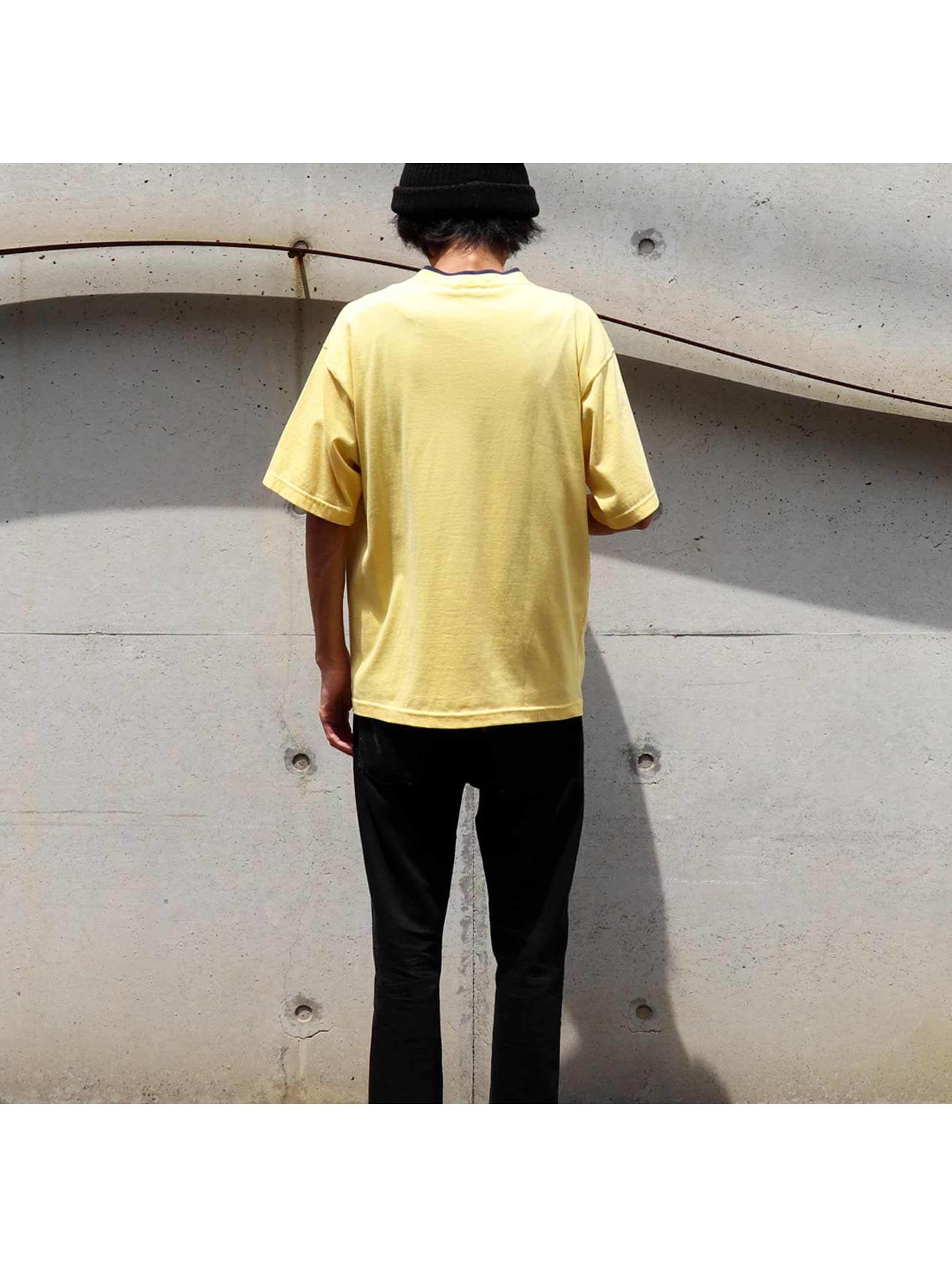 80's EDDIE BAUER USA製 ポケットTシャツ [S]