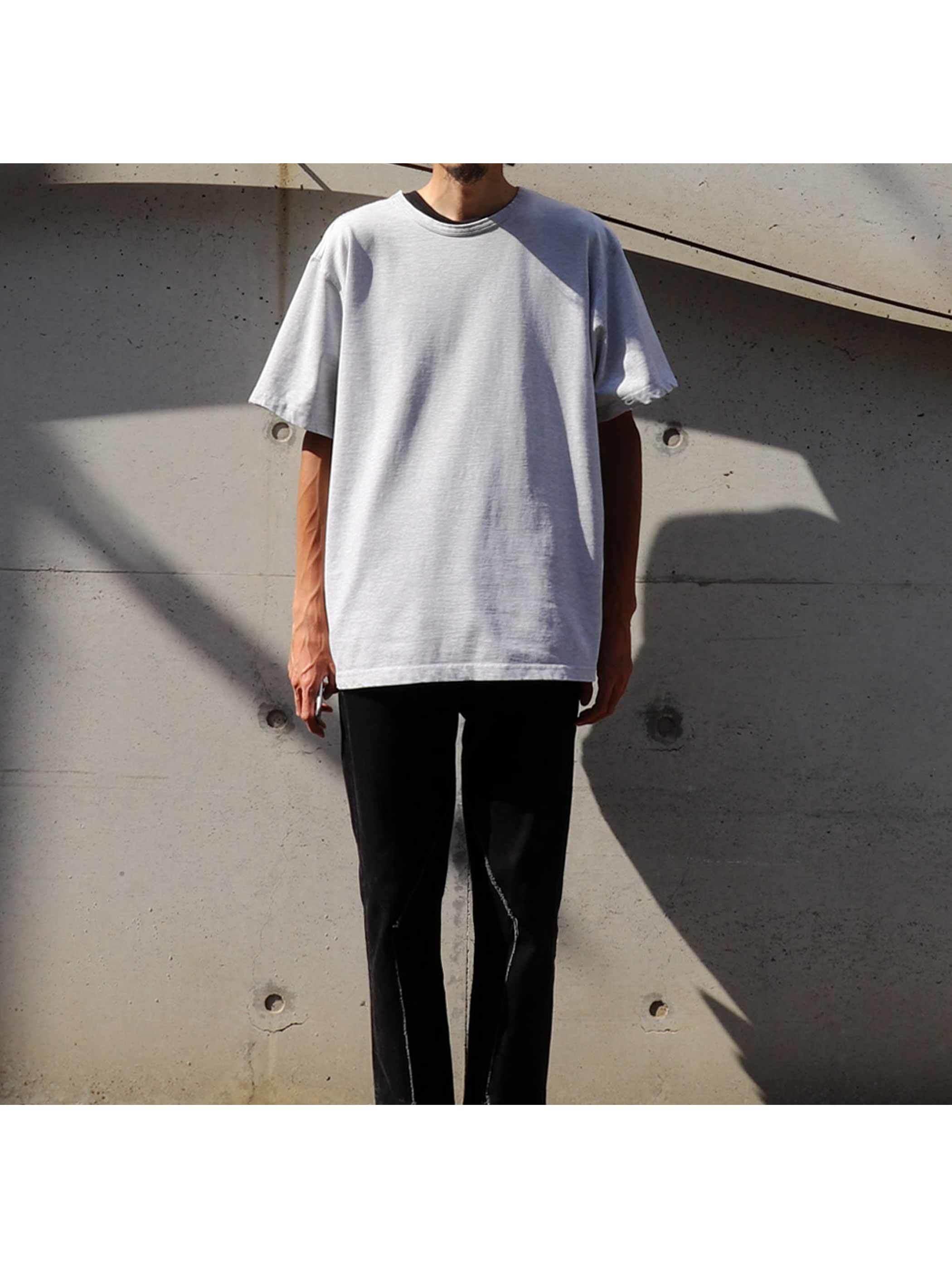 90's~ SIERRA DESIGNS USA製 無地Tシャツ [L]