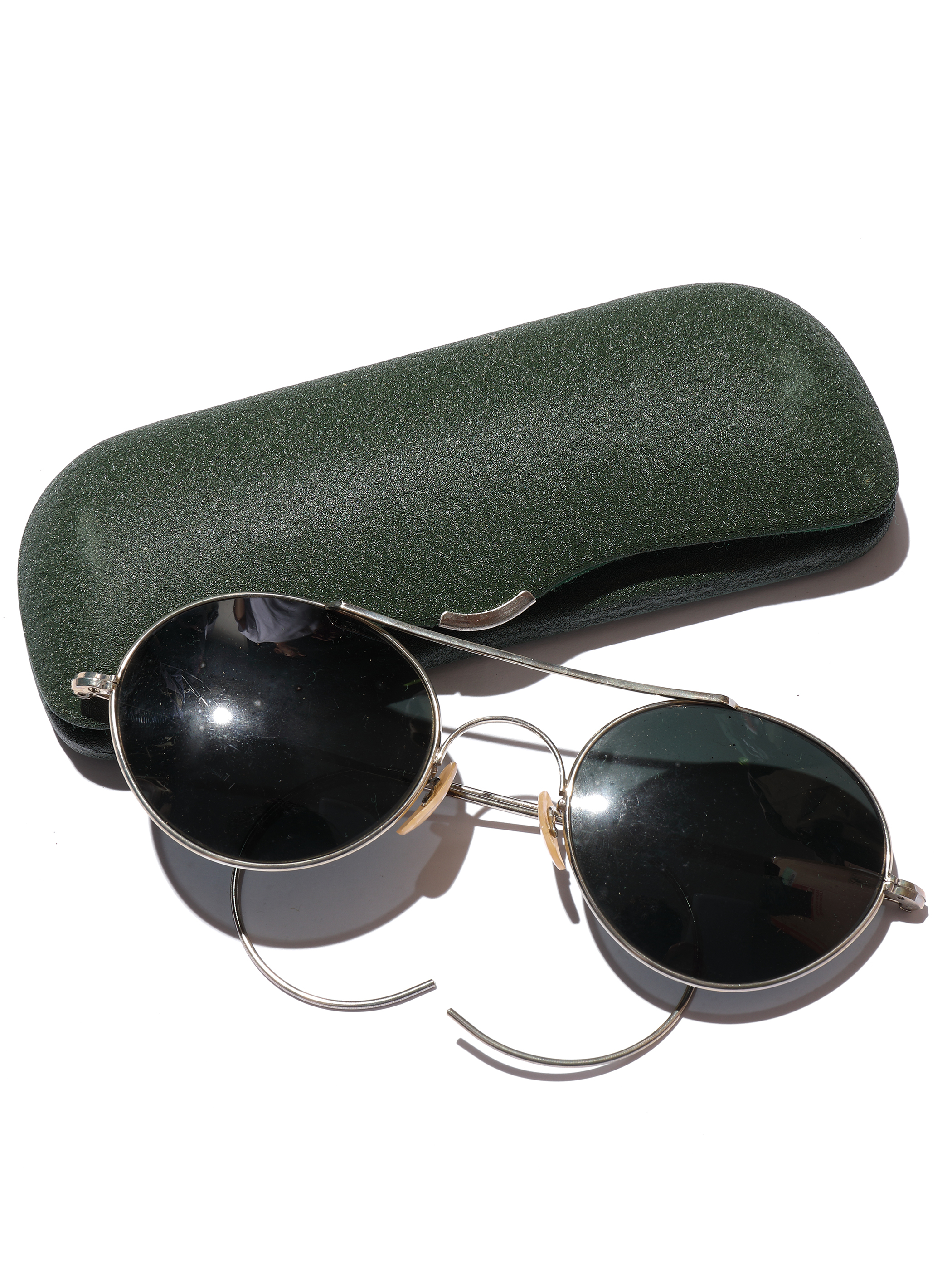 1950's French Militarty / Aviator Sunglasses