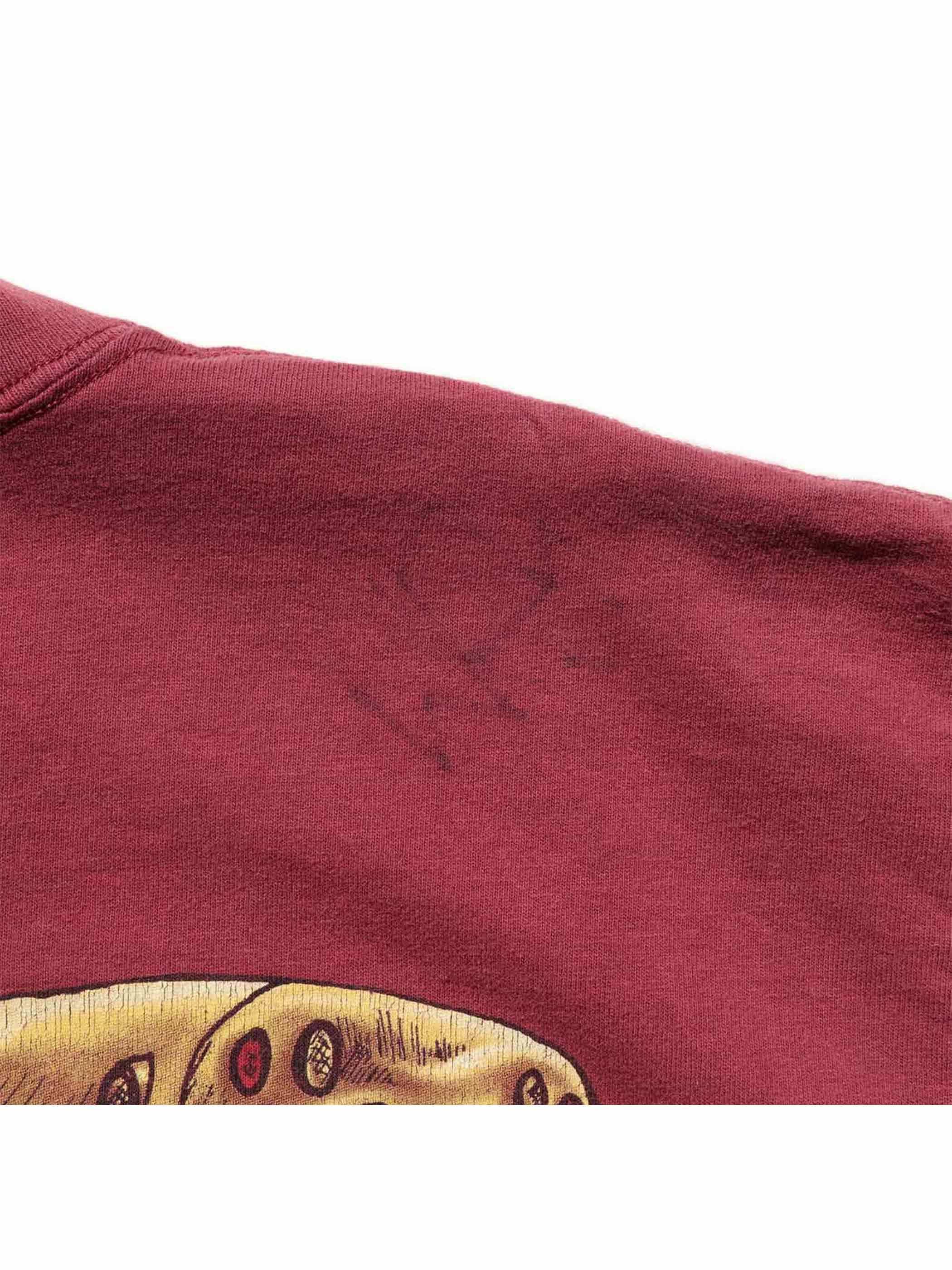 "90's LIMP BIZKIT ""SCHOOL BUS"" サイン入り プリントTシャツ [XL]"