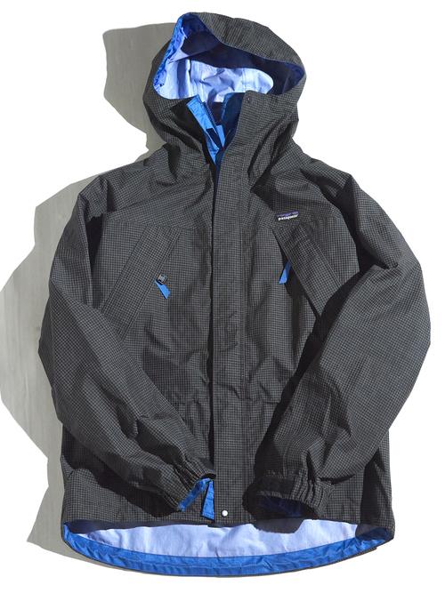 "1994y ""patagonia"" super alpine jacket -BLACK-"