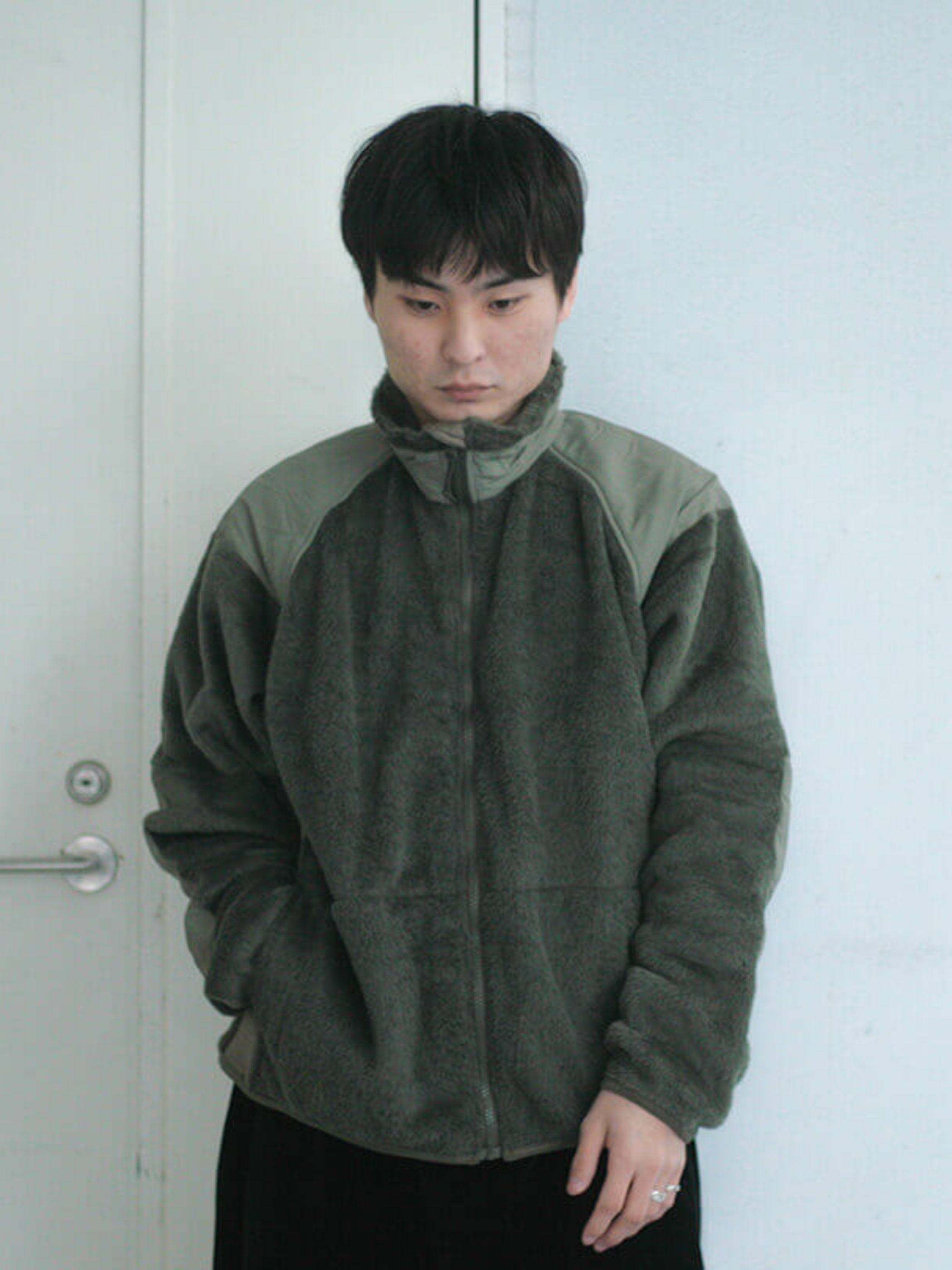 Russian Military/Deadstock/VKBO Level3 Fleece Jacket