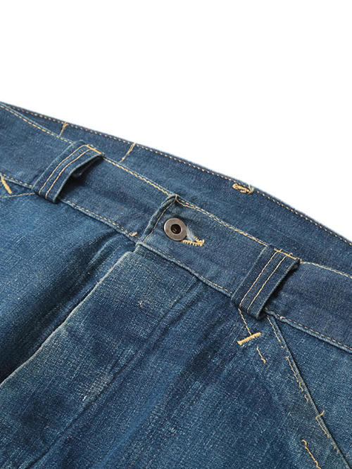 Used / US Navy /1940's Vintage / Denim Pants