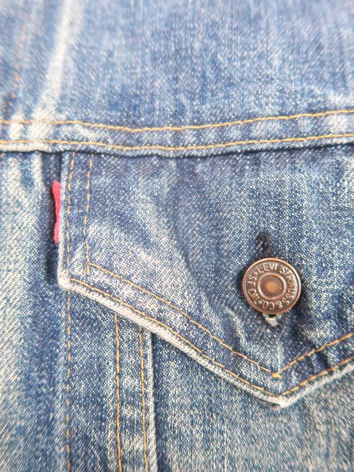 リーバイス 70505 デニムジャケット