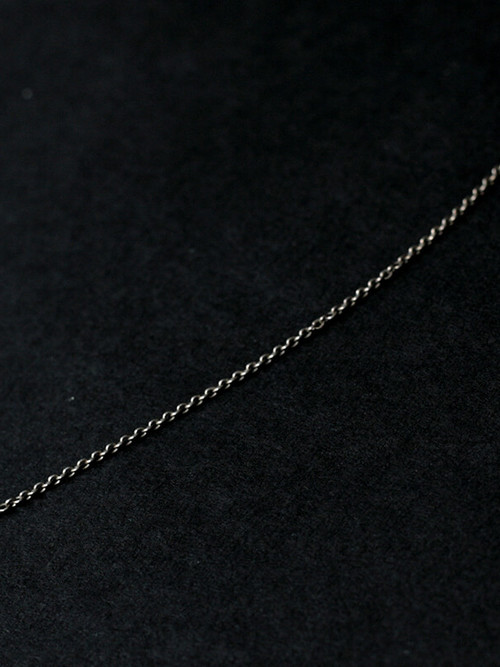 Used / Tiffany & Co. / Old Necklace / Sterling Silver 925