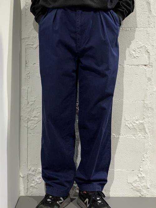 POLO GOLF 2tuck  cotton chino pants
