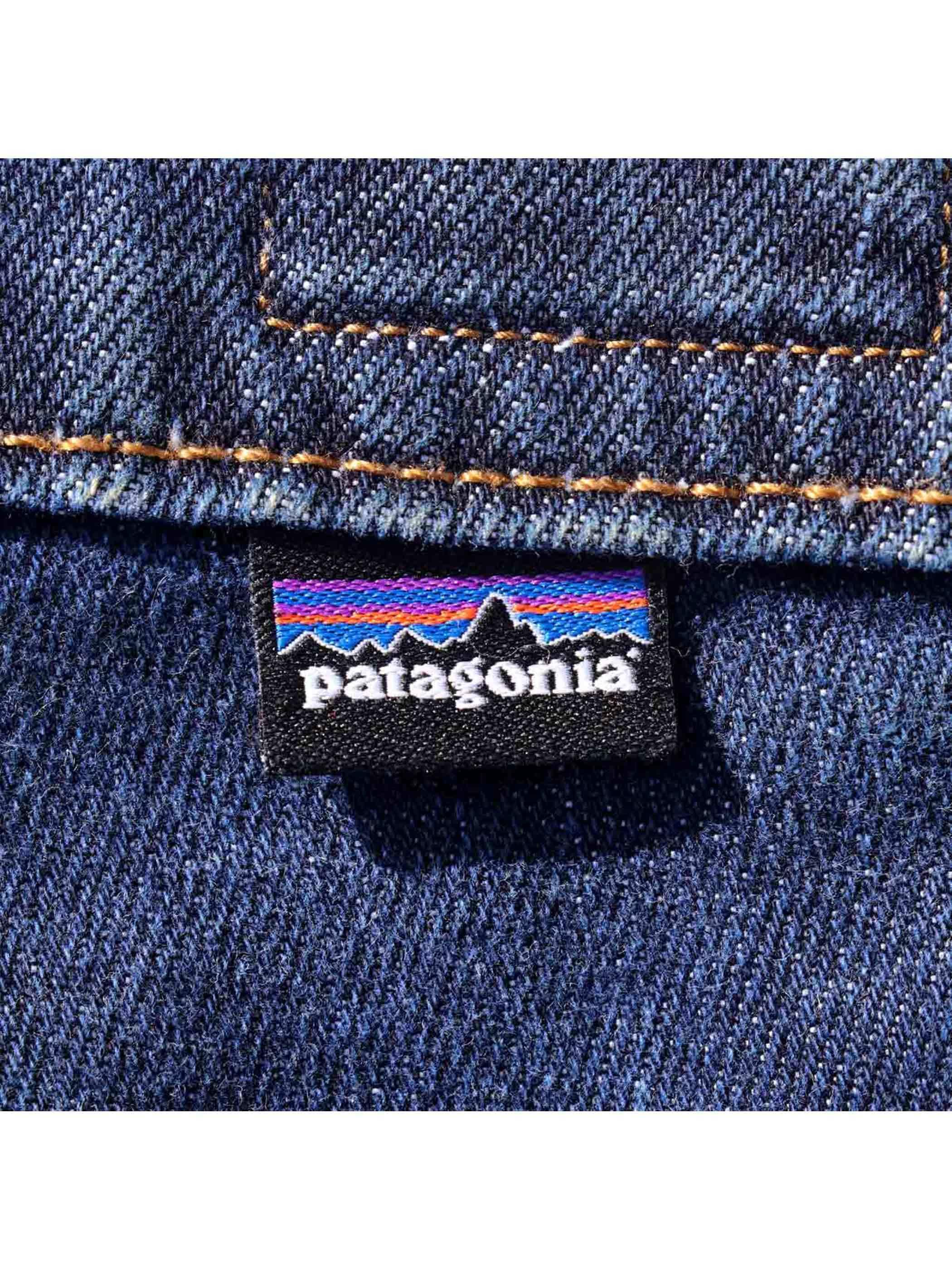 00's~ PATAGONIA オーガニックコットン デニムパンツ [W30]