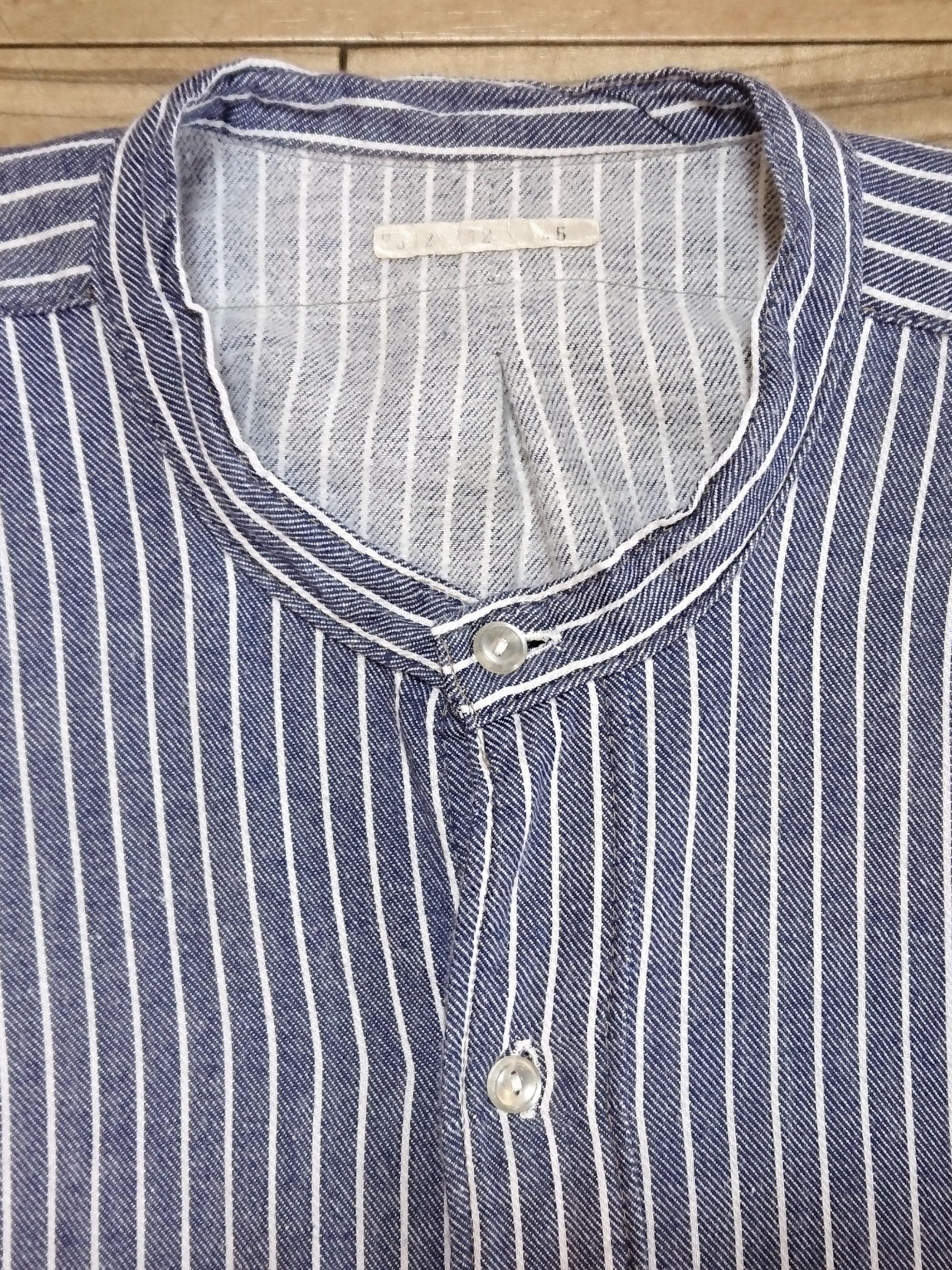 GERMANY Vtg / Pull over fisherman shirt