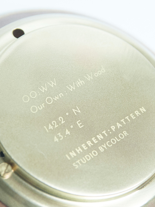 OO:WW clock