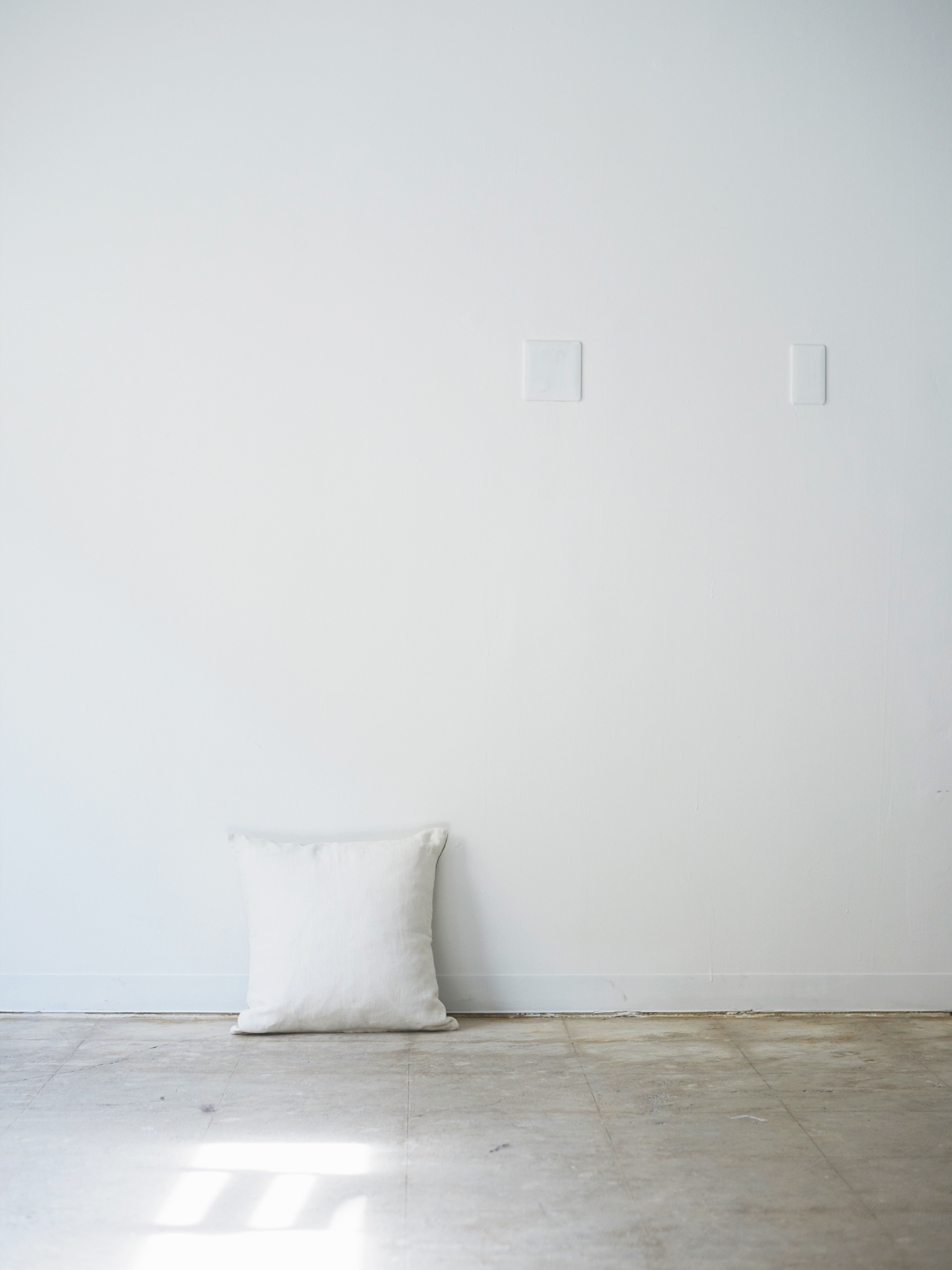 Trail Cushion Cover - Ivory -