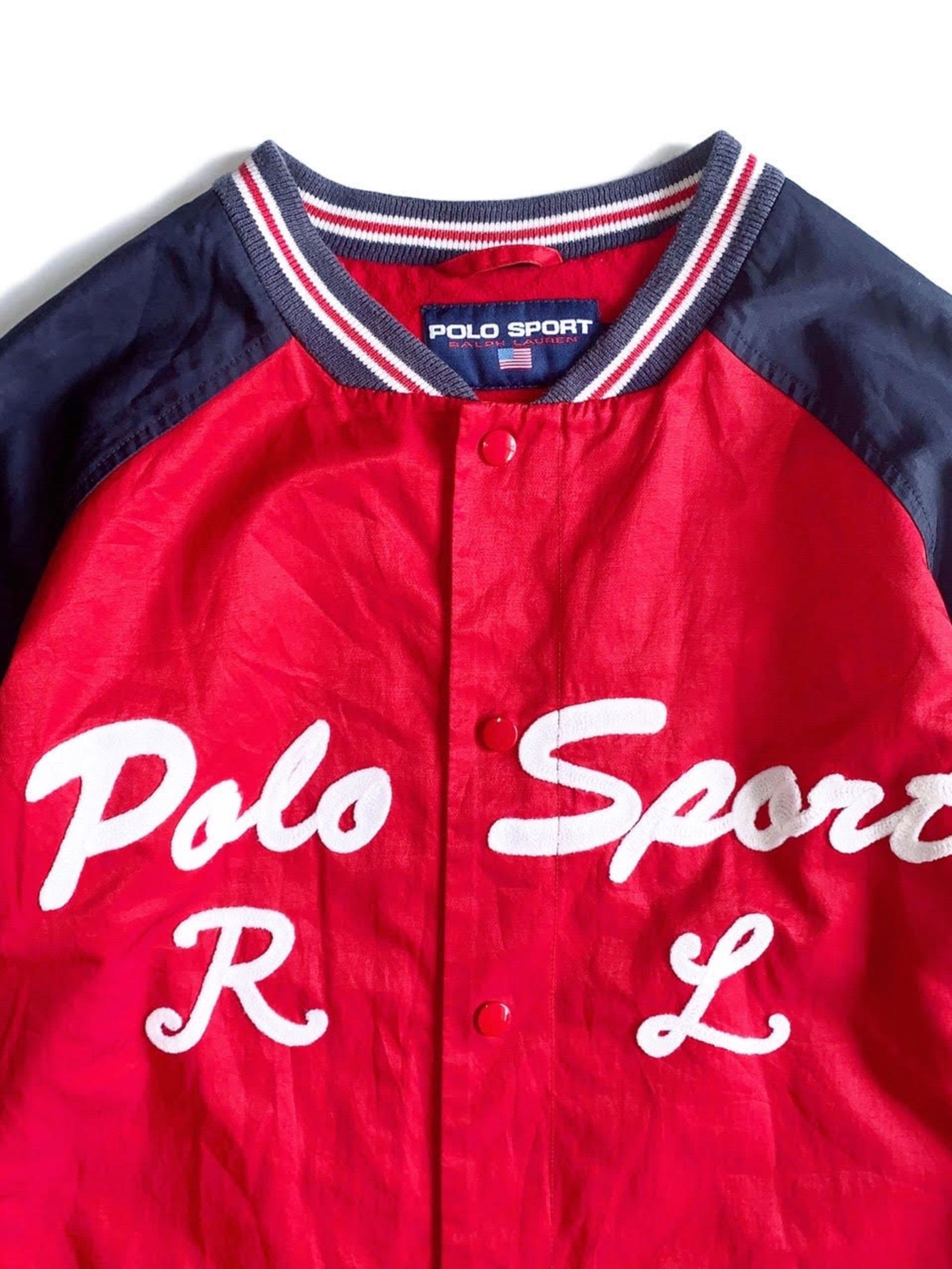 POLO SPORT ポロスポーツ S/S jacket
