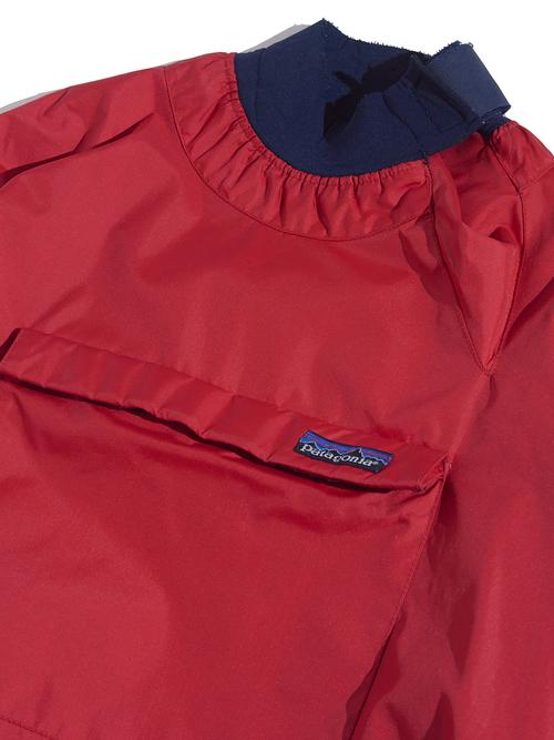 """2000s """"patagonia"""" paddling jacket -RED-"""