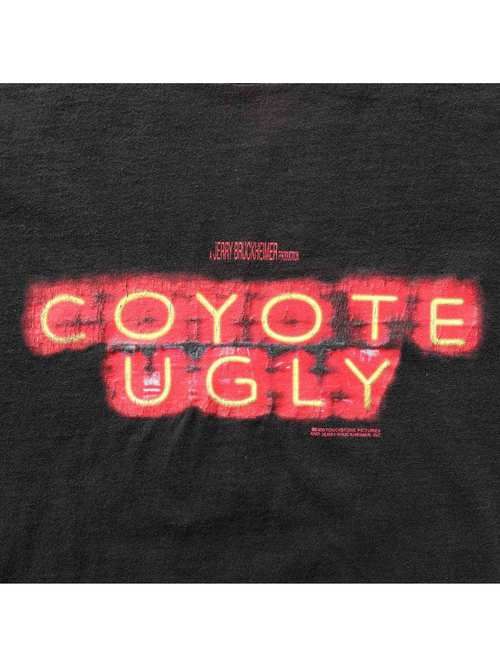 00's COYOTE UGLY Tシャツ [L]