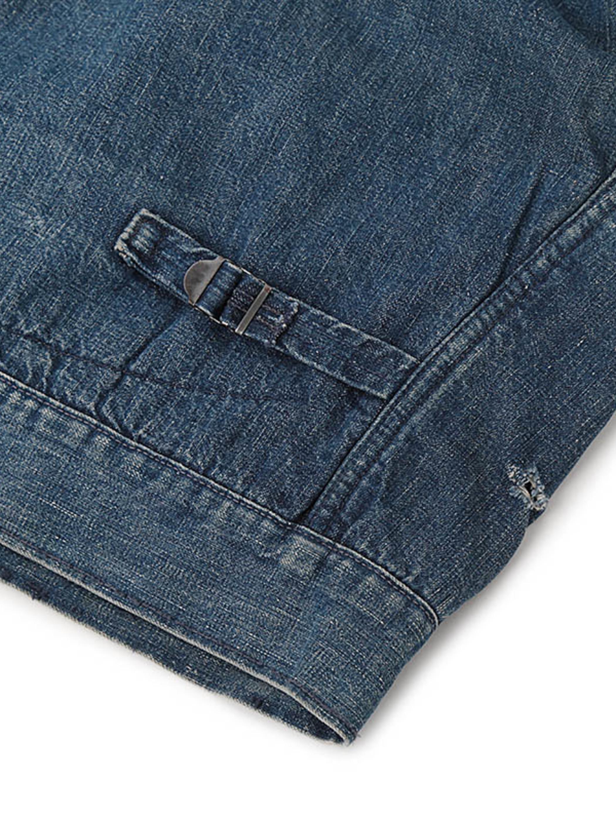 Used / 1960's Vintage / Denim Jacket