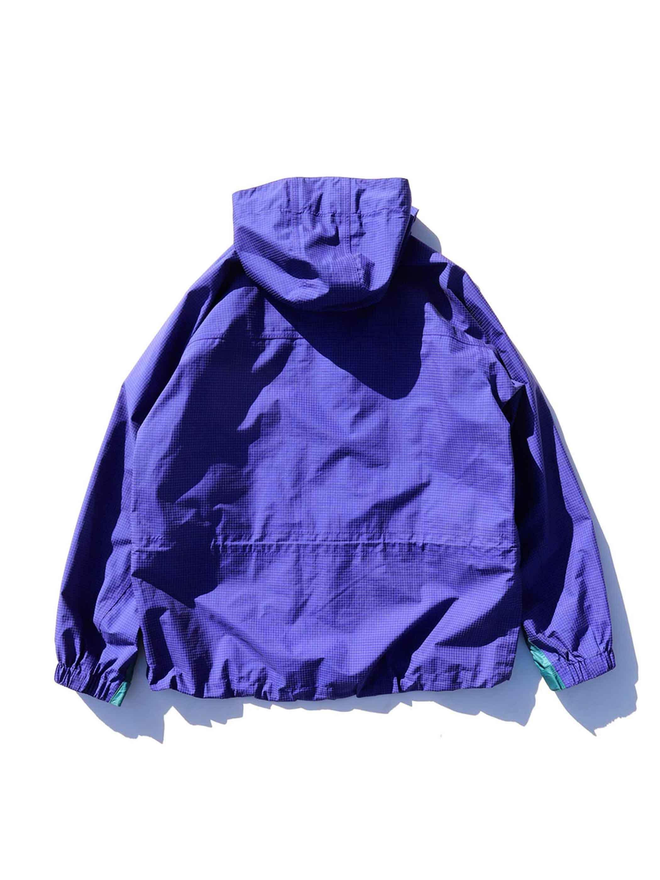 90's PATAGONIA Cobalt×Teal Super Alpine Jacket [About L]
