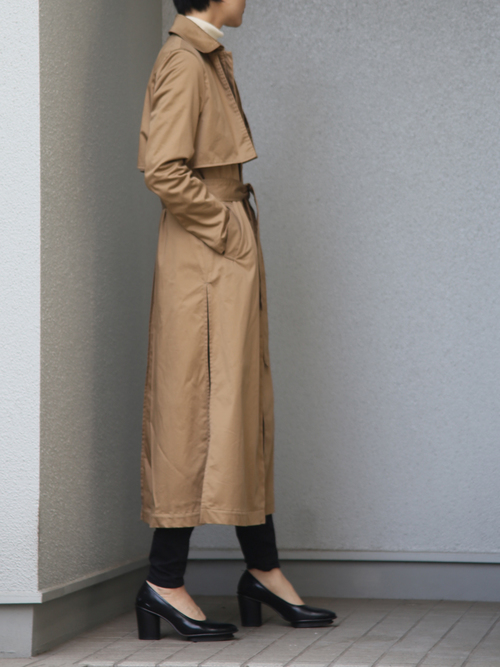 SOLD long trench coat