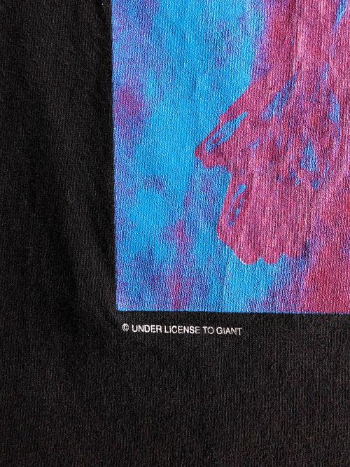 NIRVANA/SLIVER 1992 T-shirt