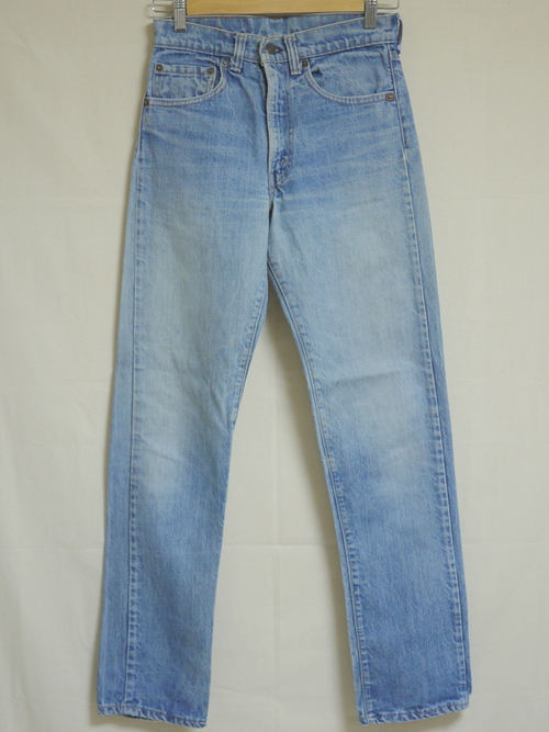 "Levi's 1980's 505 ""Made in USA"" W28"