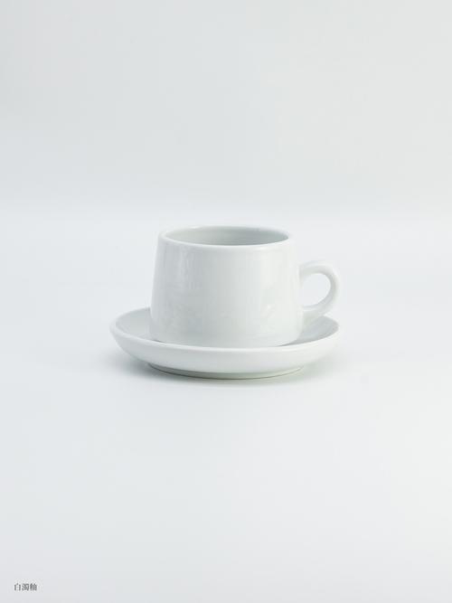 イソザキ珈琲セットA【カップ&ソーサ- 1個×コーヒー 100ℊ】