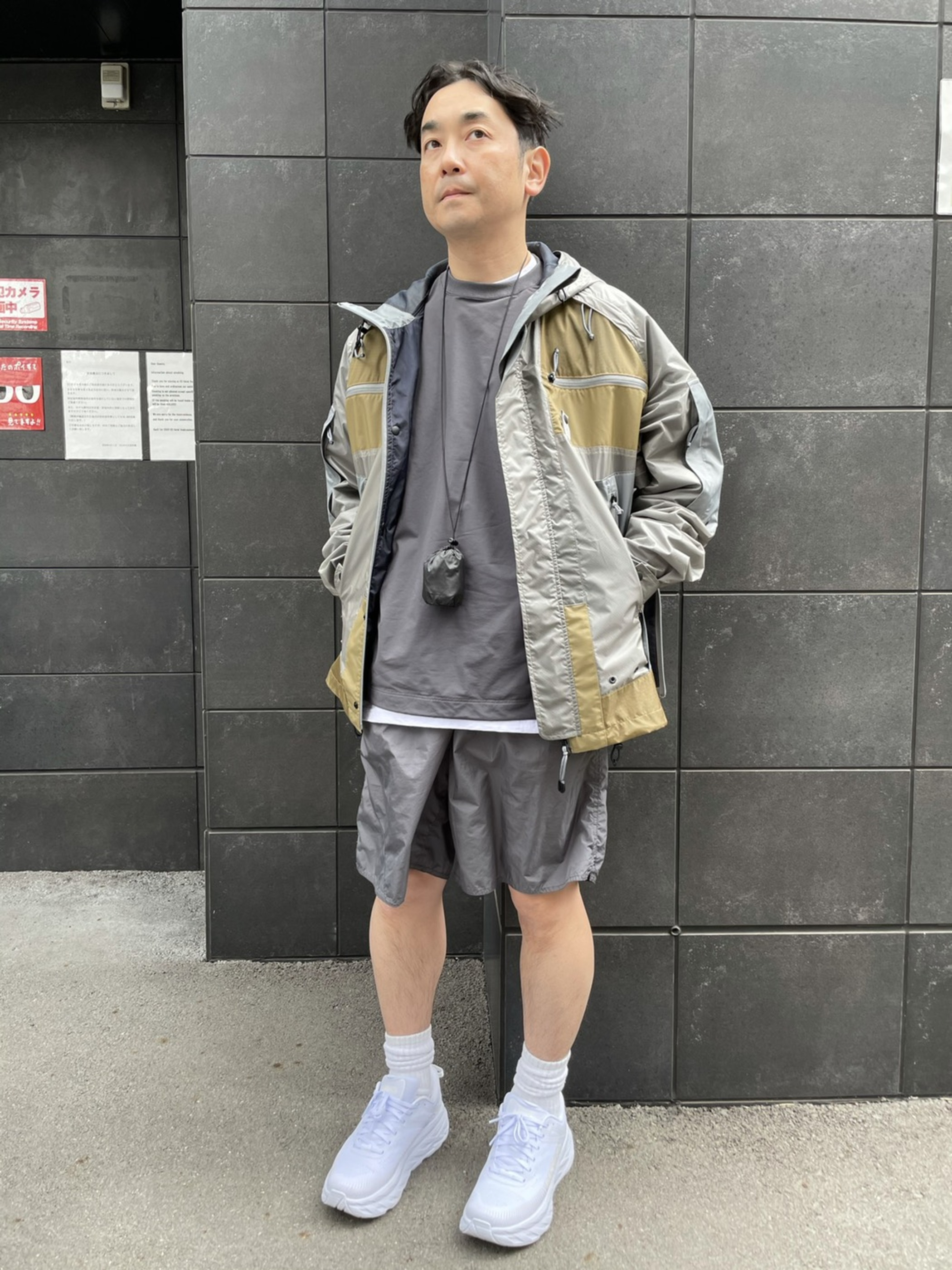 """STANDARD SUPPLY×The▲HC """"One Mile Purse"""""""