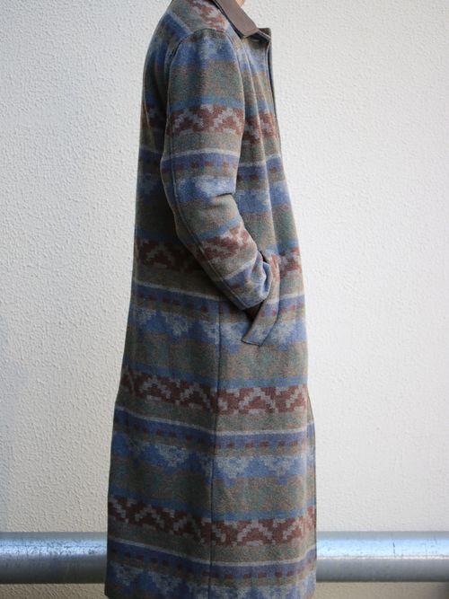 WOOLRICH standfall collar Coat
