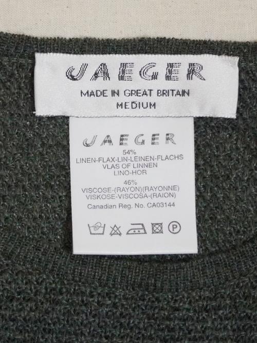 JAEGER Linen tops SizeM