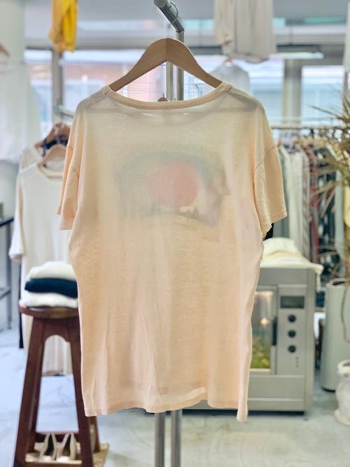1960's Apple print t-shirt
