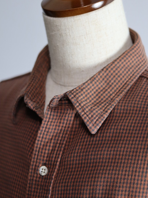 1980's L.L.Bean Houndstooth Shirts Made in USA