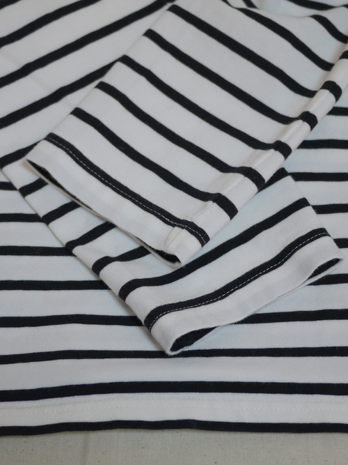 SAINT JAMES × J.CREW L/S T-Shirts SizeS