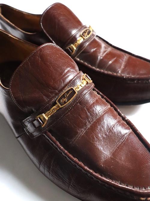 Vintage Oleg Cassini Bit Loafers