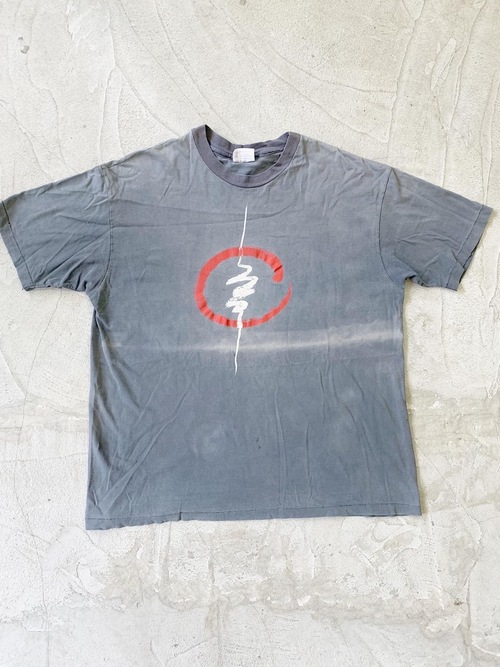 Vintage Andreas Vollendender Sun faded print t-shirt made in USA