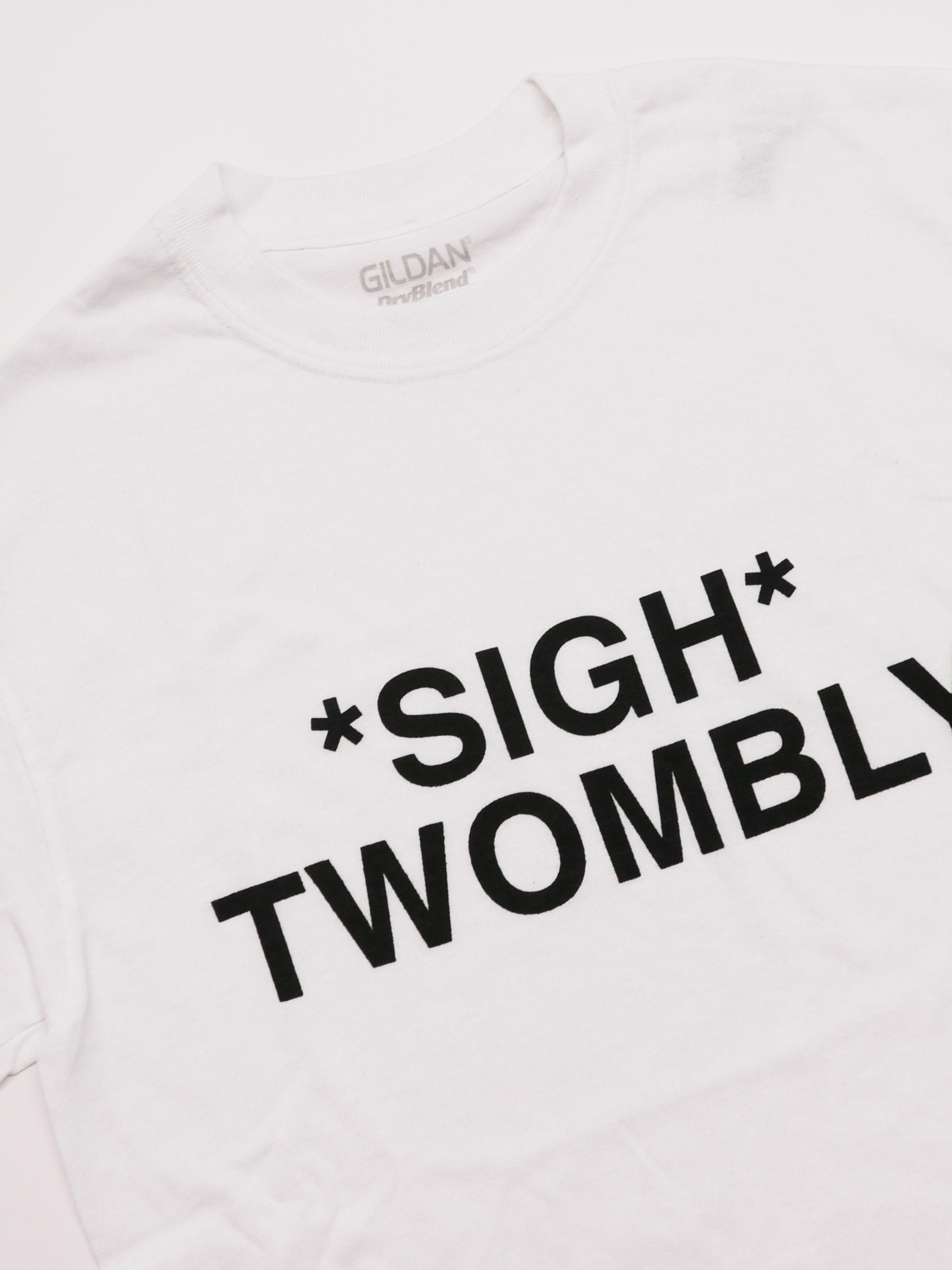 [Lies] Sigh Thombly T shirts
