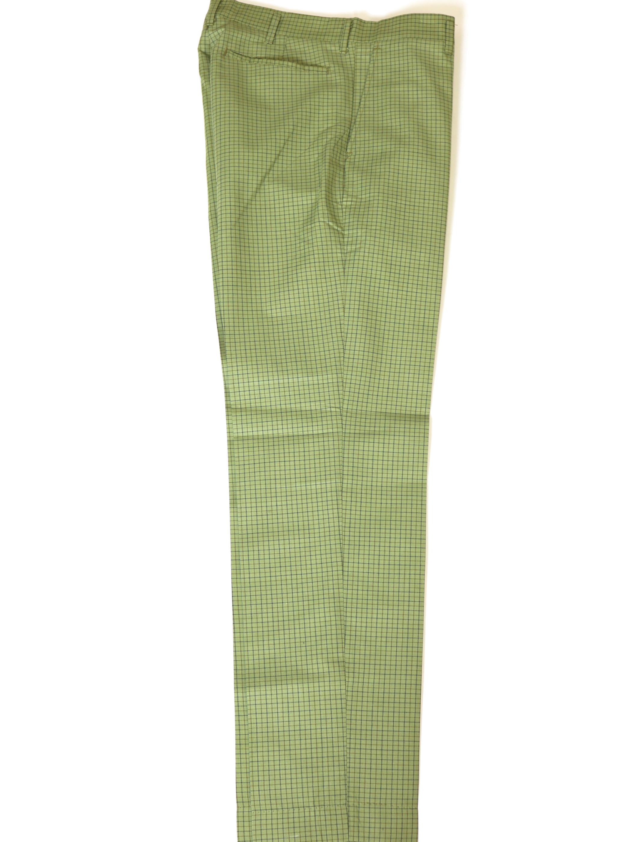 1960's Dead stock SPORT KING Slacks(Green)