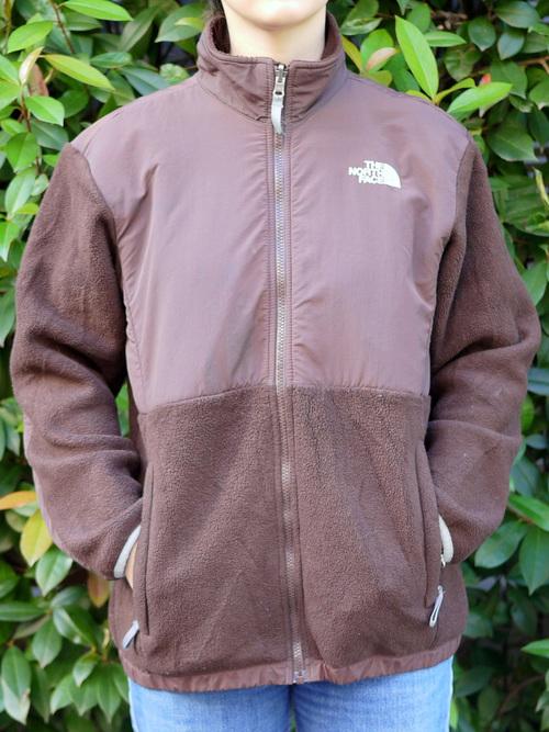 "THE NORTH FACE Fleece jacket ""DENALI"" SizeXL(Girls)"
