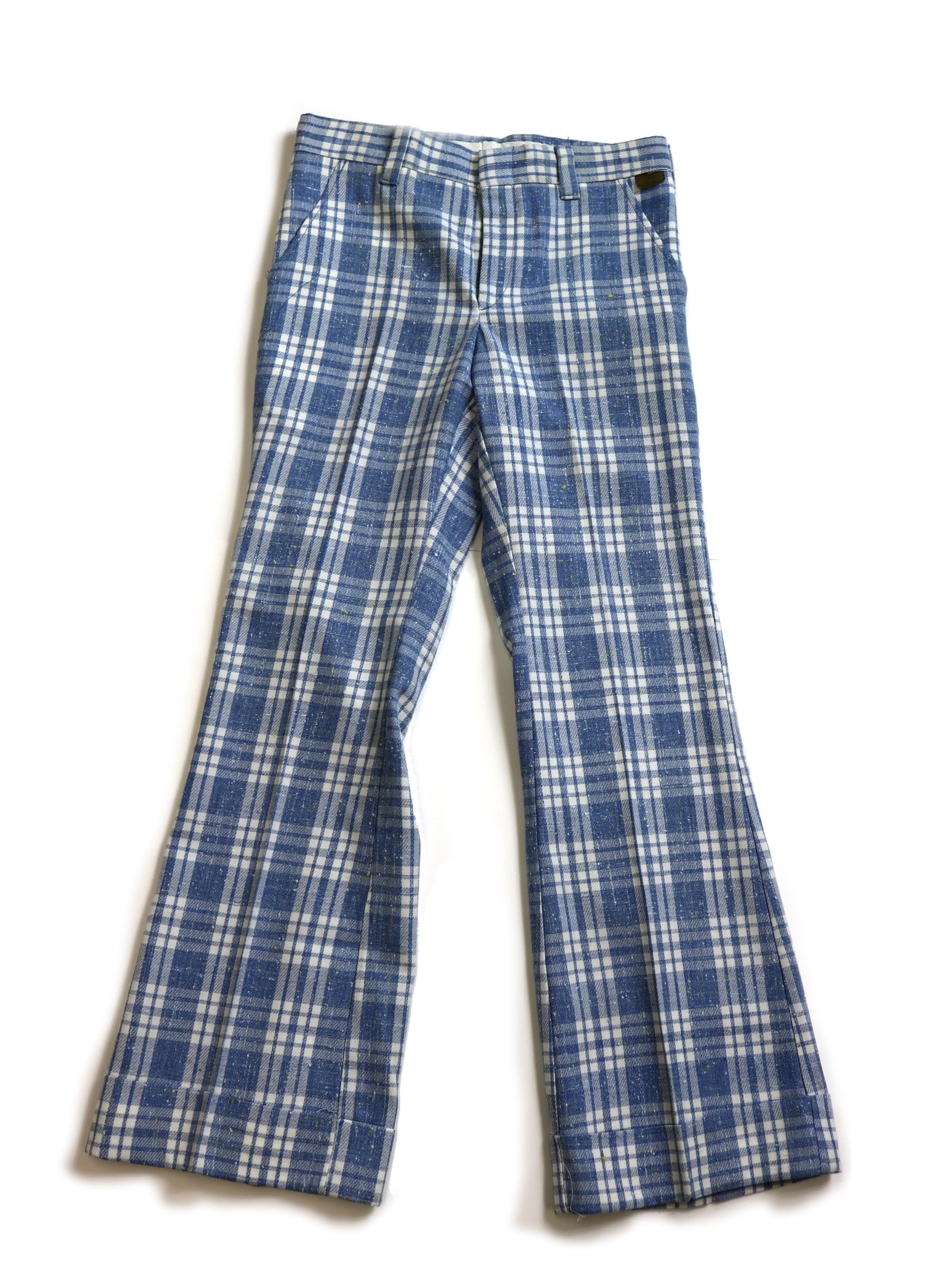 1970s Maverick Dead Stock Pants (Sax)