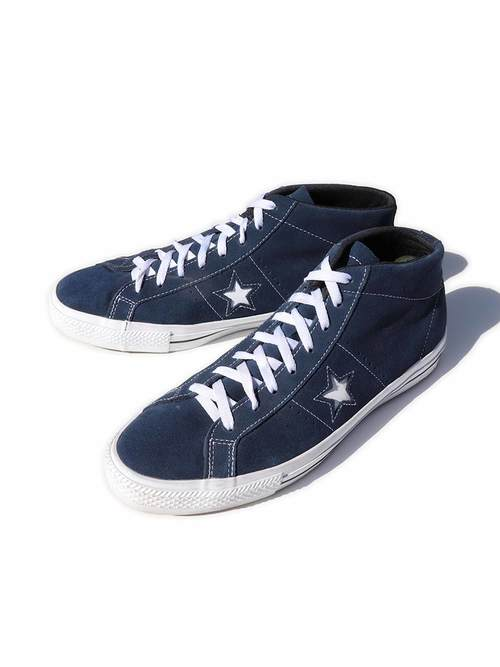 "CONVERSE ""CONS ONE STAR PRO SUEDE MID"" スニーカー [29.5cm]"