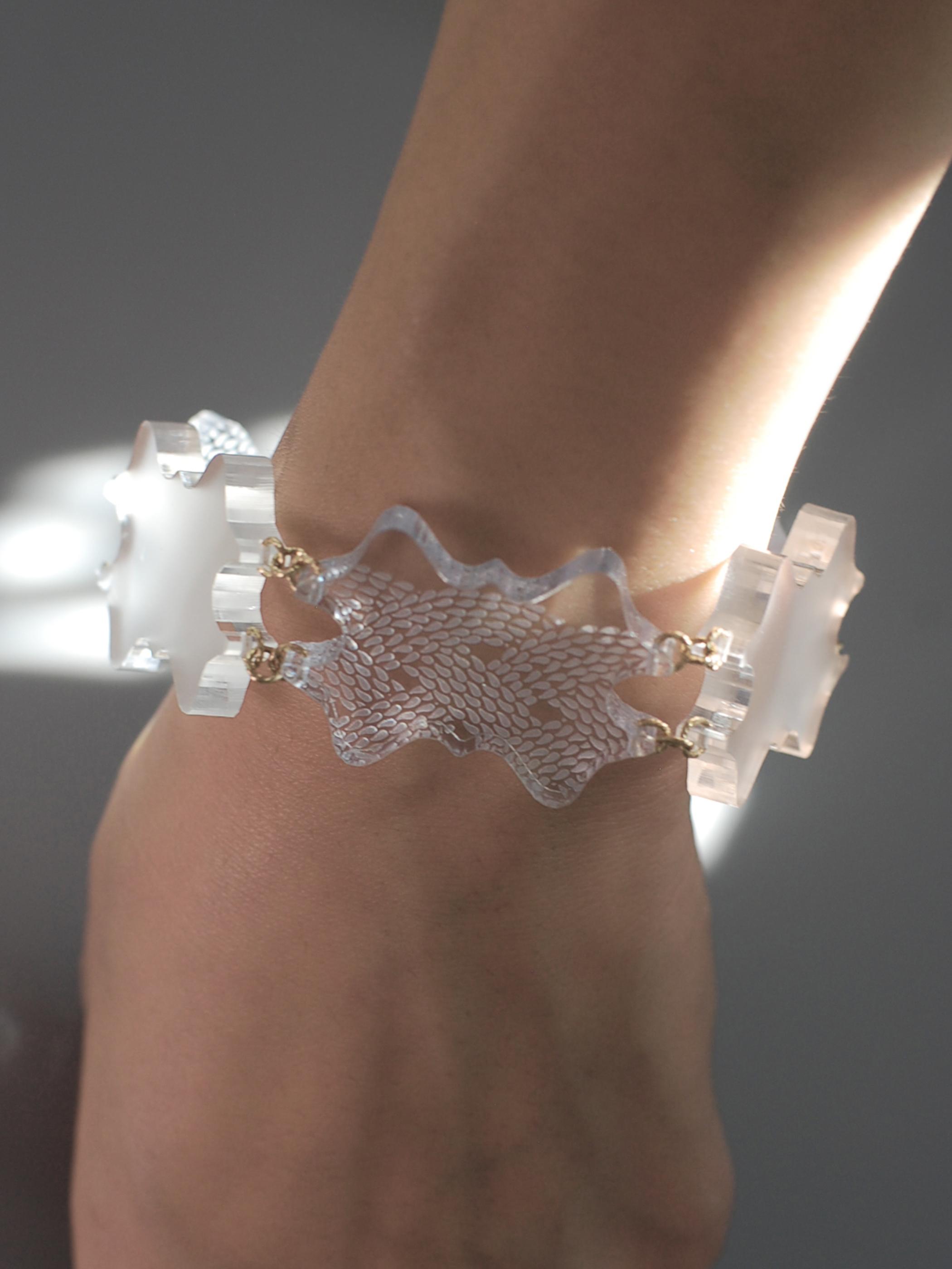 5 wheel Bracelet S