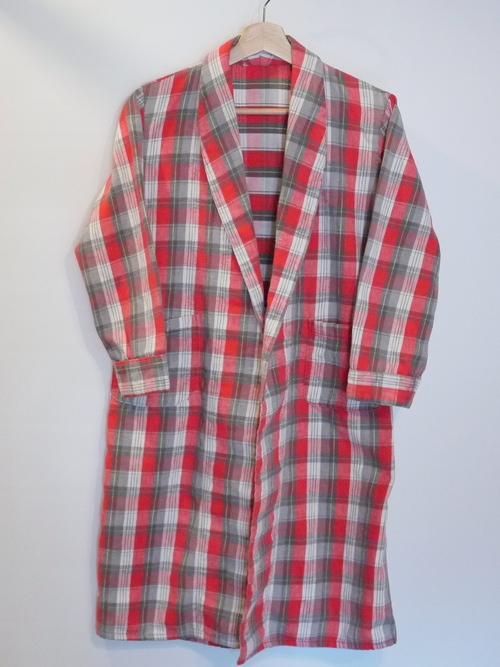 Flannel gown